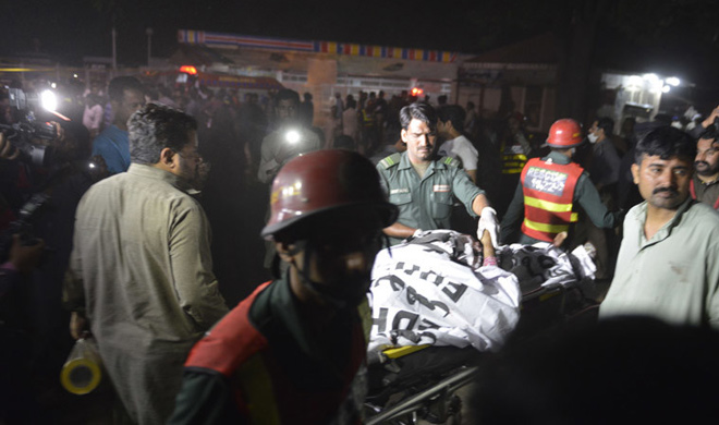 lahore attack- India TV