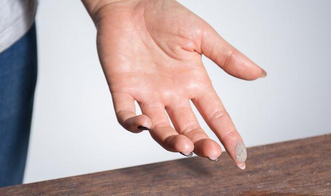 finger print- India TV