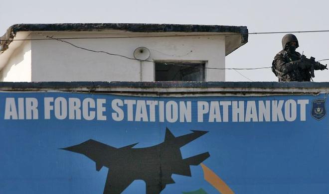 pathankot airbase attack- India TV