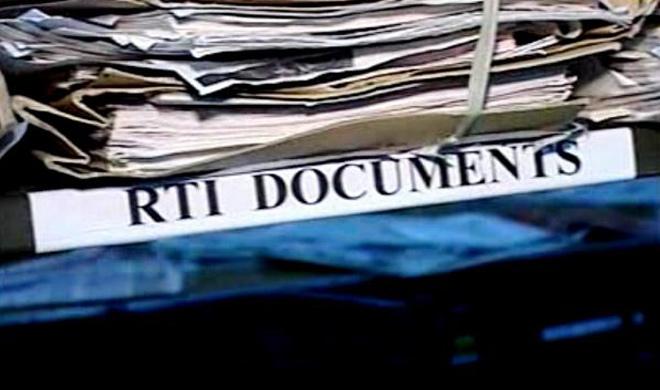 rti document- India TV