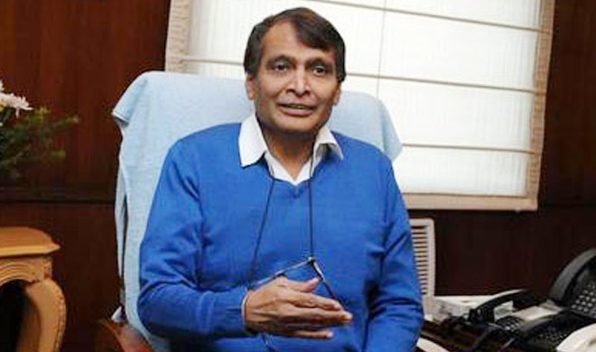 suresh prabhu- India TV