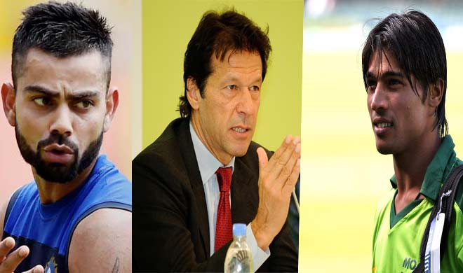 virat, Imran khan, mohammad amir- India TV
