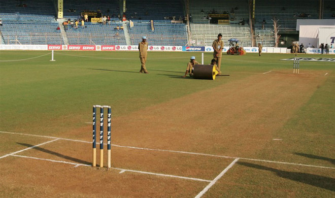 Wankhede pitch- India TV