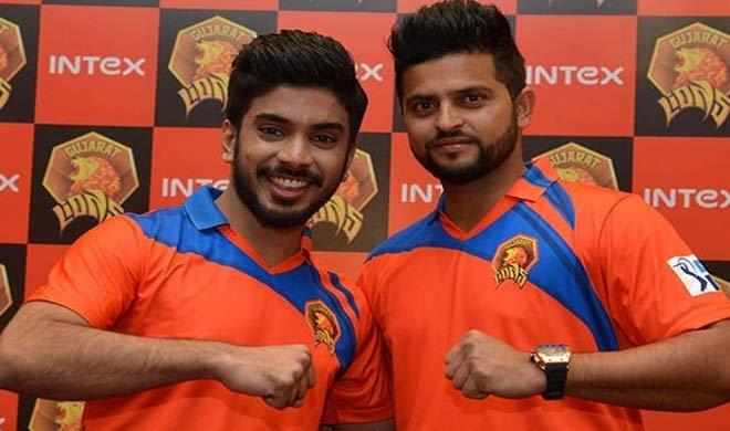 keshav bansal and suresh raina, gujrat lions- India TV