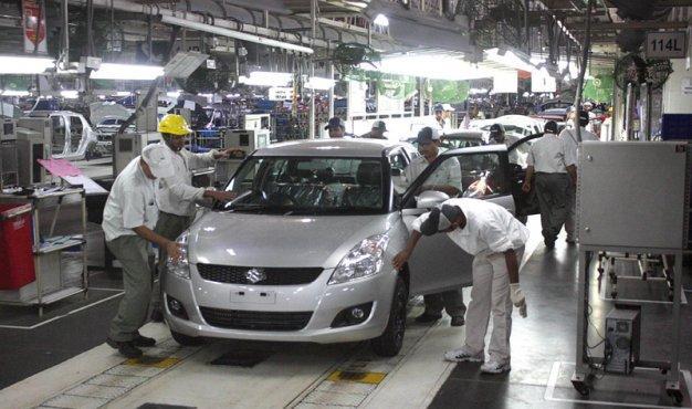 Maruti: आग लगने से 30,000 कम गाड़ियों का हुआ उत्पादन, डबल डिजिट ग्रोथ हासिल करने का लक्ष्य- India TV Paisa