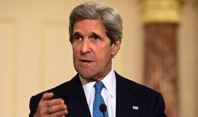 John Kerry - India TV