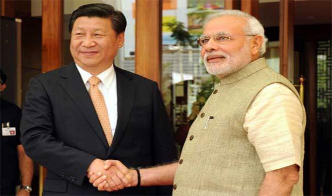 Xi Jinping, Modi- India TV