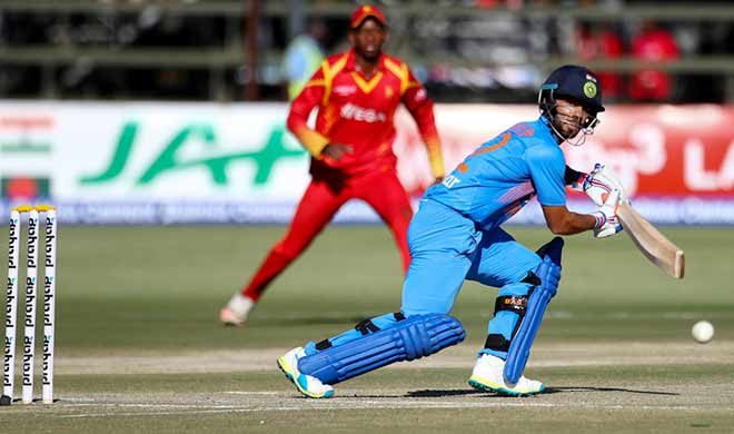 zimbabwe vs india third t 20- India TV