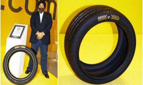 World's Most Expensive: 4 करोड़ रुपए में बिके 4 टायर, जड़े हैं हीरे और चढ़ा है 24 कैरट सोने का पानी- India TV Paisa