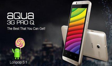 Intex ने लॉन्च किया एक्वा 3G प्रो Q, 4 इंच डिस्प्ले वाले स्मार्टफोन की कीमत 2,999 रुपए- IndiaTV Paisa
