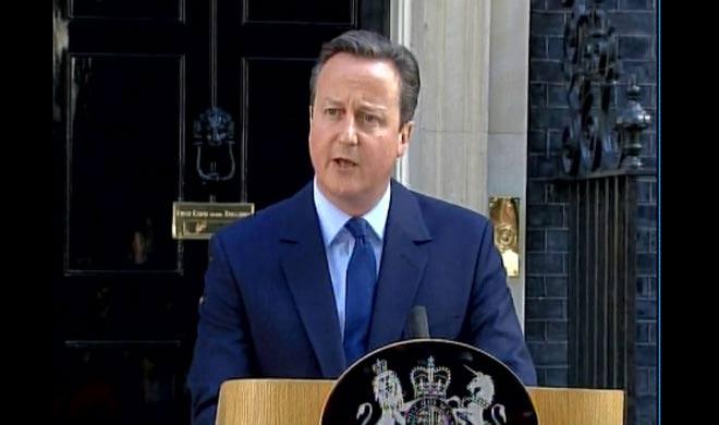 David Cameron - India TV