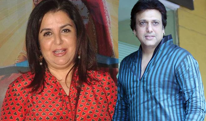farah khan and govinda- India TV