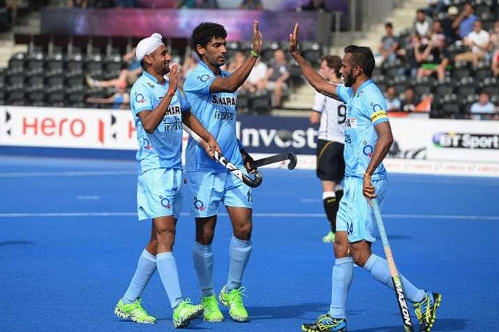 india beat Ireland 2-1 in six nation hockey tournament- India TV