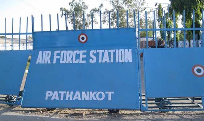 Pathankot Airorce Station- India TV