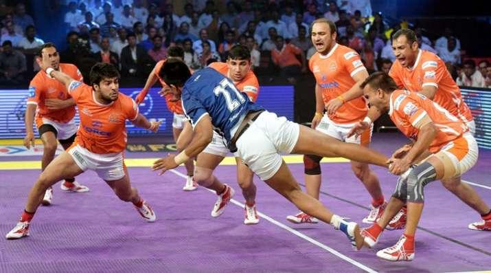 प्रो कबड्डी लीग के...- India TV