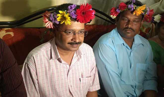 árvind kejriwal in goa- India TV