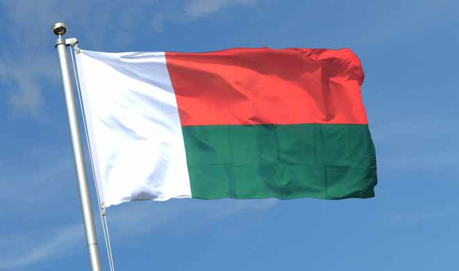 madagascar flag- India TV
