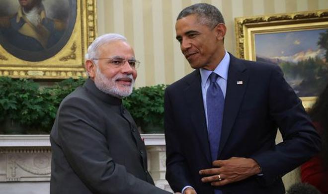modi obama- India TV
