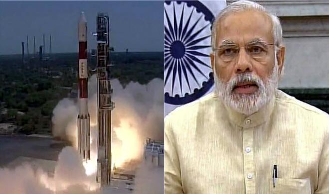 modi isro- India TV