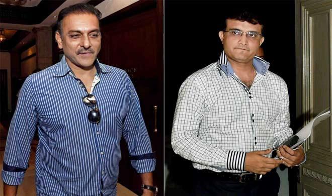 ravi-shastri-sourav-ganguly- India TV