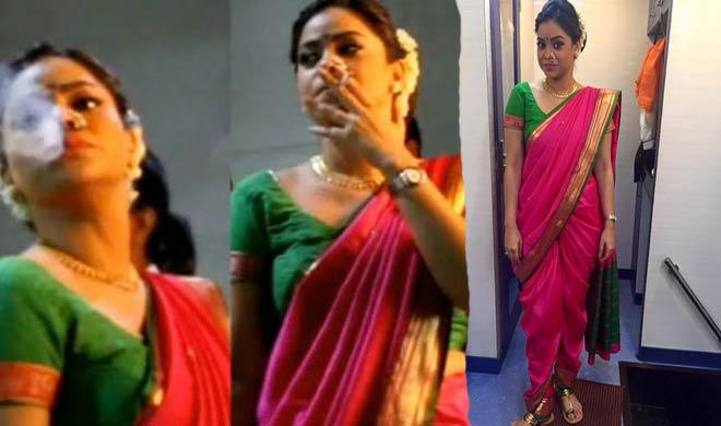 sumona chaturvedi- India TV