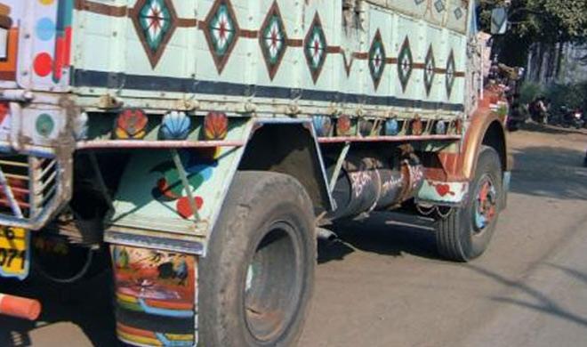 truck- India TV