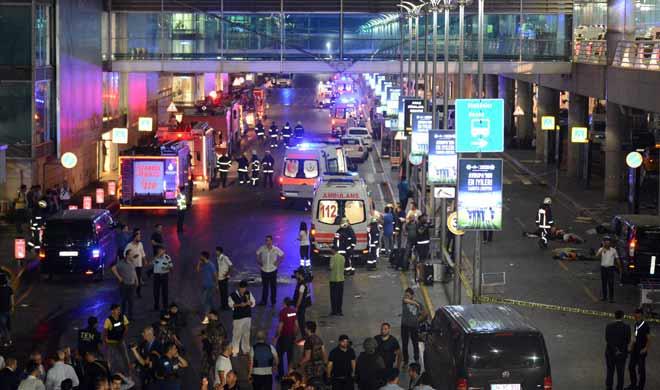 Turkey Airport Blast- India TV
