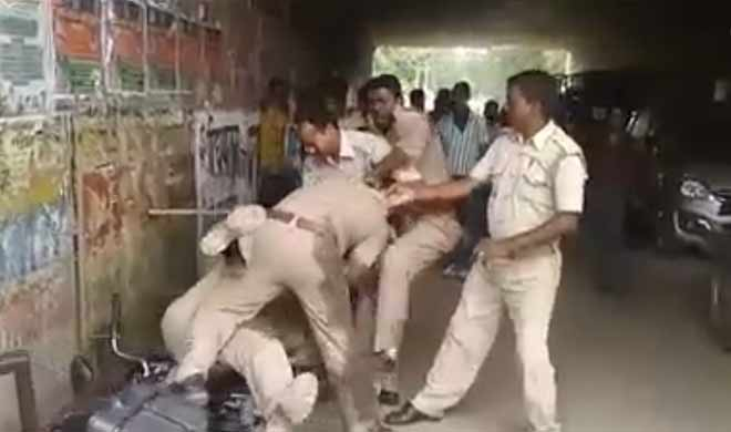 up police- India TV
