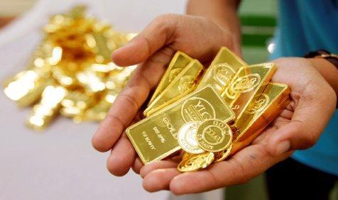 सरकार के उठाए कदमों का दिखा असर, सोने का आयात 77 फीसदी घटकर 1.11 अरब डॉलर रहा- India TV Paisa