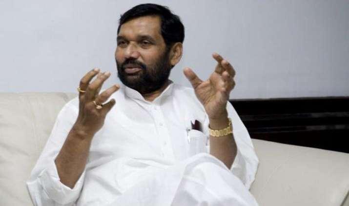 पासवान ने MRP नियमन के लिए अलग कानून की संभावना को नकारा, कहा मौजूदा कानून में पहले से हैं प्रावधान- IndiaTV Paisa
