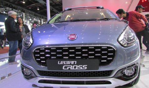 Fiat ने भारत में पेश की दमदार कार अर्बन क्रॉस, कीमत 6.85 लाख से शुरू- India TV Paisa
