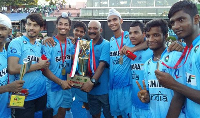 india hockey team- India TV