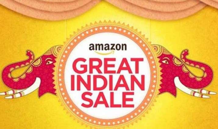 BIG SALE: अमेजन की ग्रेट सेल शुरू, TV-एसी और फ्रिज पर मिल रहा है 50% तक का डिस्काउंट- India TV Paisa