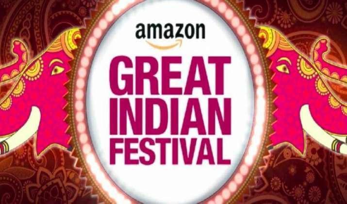 Big Benefits: शुरू हुई amazon की ग्रेट इंडियन फेस्टिव SALE, 70% तक सस्ते मिल रहे हैं प्रोडक्ट्स- IndiaTV Paisa
