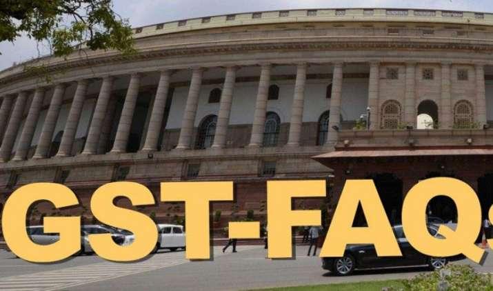 GST पर FAQ जारी, ई-कॉमर्स कंपनियों और एप टैक्सी सर्विस प्रोवाइडर्स को कराना होगा रजिस्ट्रेशन- India TV Paisa