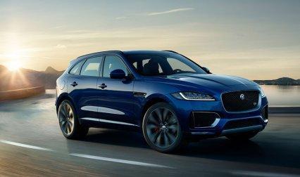 भारत में अगले महीने कदम रखेगी Jaguar की पहली SUV F-Pace, जल्द शुरू होगी बुकिंग- India TV Paisa