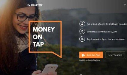मनीटैप ने लांच की भारत की पहली एप आधारित क्रेडिट लाईन, एक बटन दबाकर तुरंत ले सकेंगे लोन- India TV Paisa