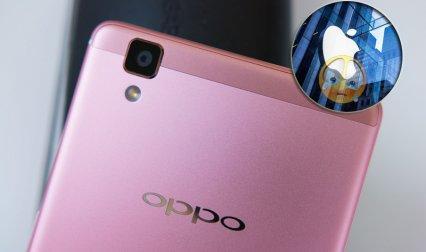 ओप्पो ने भारत में बेचे एप्पल से ज्यादा फोन, स्मार्टफोन की बिक्री के मामले में बनी दूसरी सबसे बड़ी कंपनी- India TV Paisa