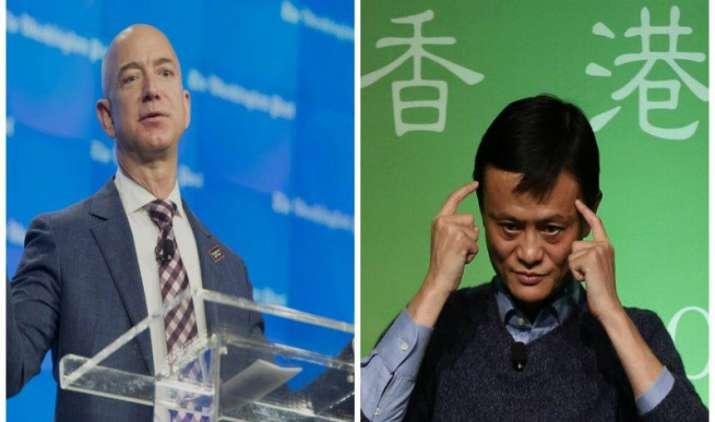 New Bout: Amazon और Alibaba के बीच शुरू हुआ नया मुकाबला, भारत के 19 लाख करोड़ रुपए के B2B ई-कॉमर्स मार्केट पर है नजर- India TV Paisa