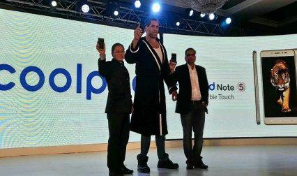 कूलपैड ने लॉन्च किया नोट 5, 13MP कैमरे वाले इस स्मार्टफोन की कीमत 10,999 रुपए- India TV Paisa