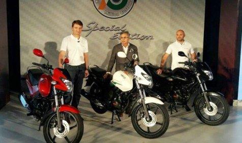 Hero ने लॉन्च की i3S टेक्नोलॉजी से लैस नई अचीवर 150, कीमत 61800 से शुरू- India TV Paisa