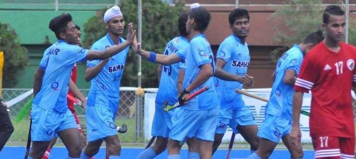 Hockey- India TV