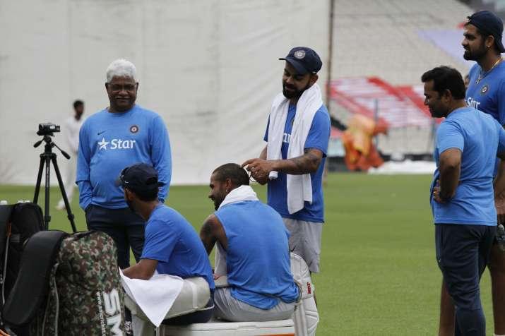 Team India Eden Gardens- India TV