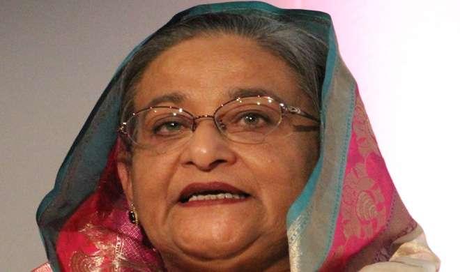 Sheikh Hasina- India TV