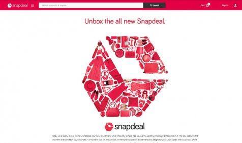 Re-Branding: बदल गई Snapdeal, कंपनी ने वेबसाइट और लोगो डिजाइन में किया बड़ा बदलाव- India TV Paisa