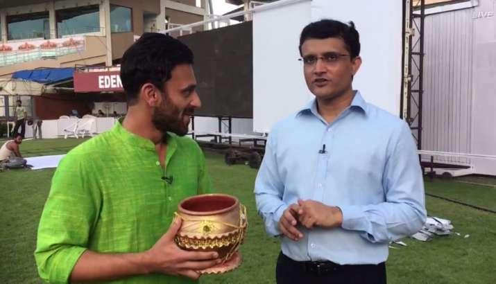 Saurav Ganguly- India TV