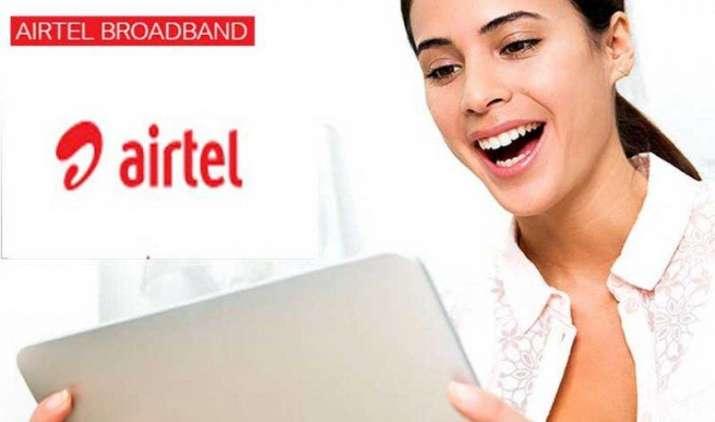 अब कुछ सेकंड में डाउनलोड जाएगी मूवी, Airtel ने ब्रॉडबैंड की स्पीड को बढ़ाकर किया 100 Mbps- India TV Paisa
