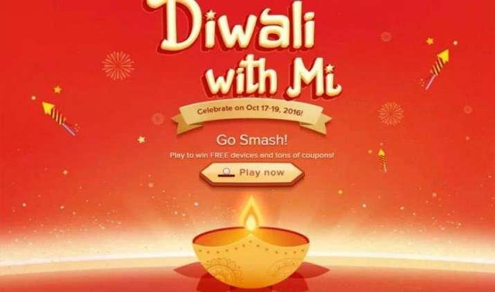 Xiaomi Diwali Sale: 1 रुपए में रेडमी 3S Prime, Redmi Nite 3 और Mi 4 खरीदने का है मौका- India TV Paisa