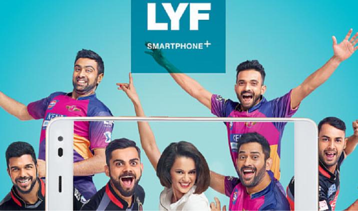 Reliance Jio ने दिया ग्राहकों को बड़ा तोहफा, 60 फीसदी तक घटाई LYF स्मार्टफोन की कीमतें- IndiaTV Paisa