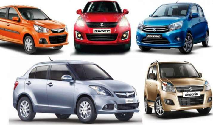 भारतीय बाजार पर कायम है Maruti का दबदबा, सबसे ज्यादा बिकने वाली टॉप 10 कारों में 6 इसी कंपनी की- India TV Paisa